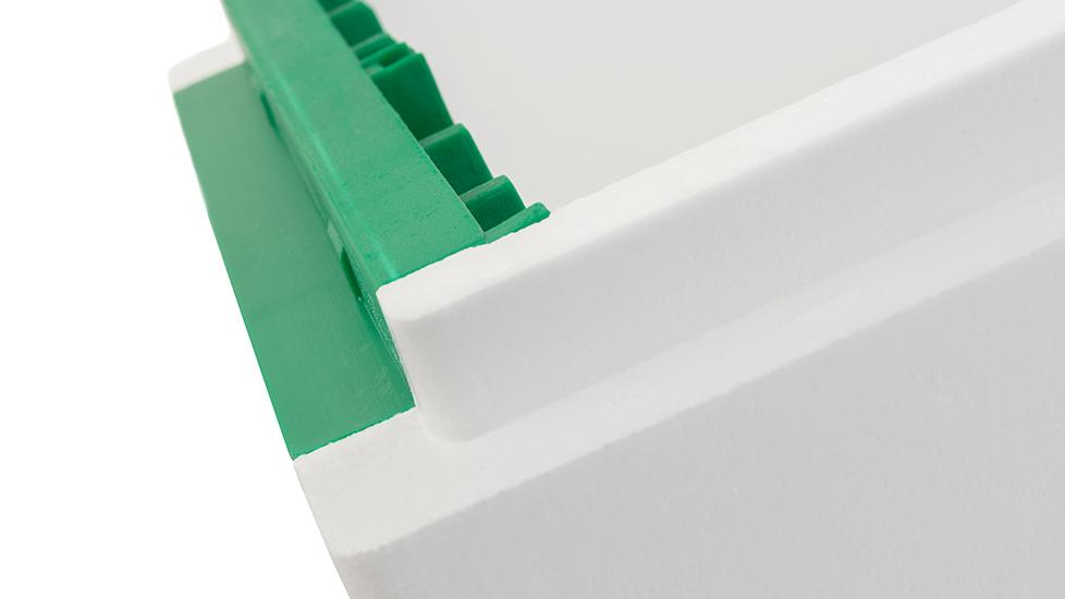POLY-HIVE strops, standartkomplekts, Latvijas stāvstropa peru telpa rāmim, pērkot 1-3gab.