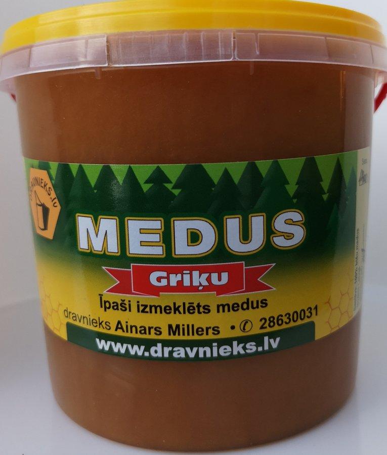 Griķu medus 1400g