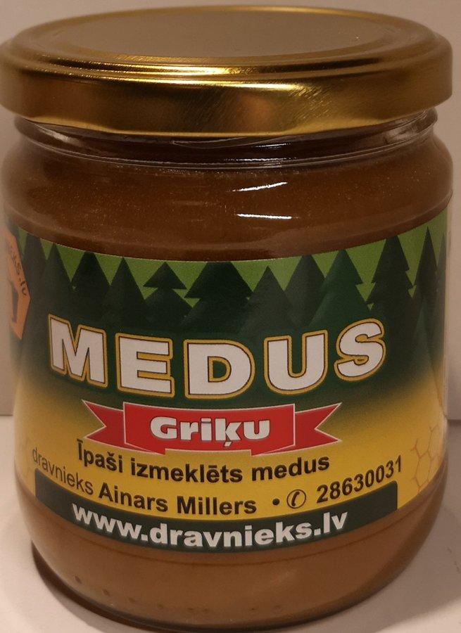 Griķu medus 500g