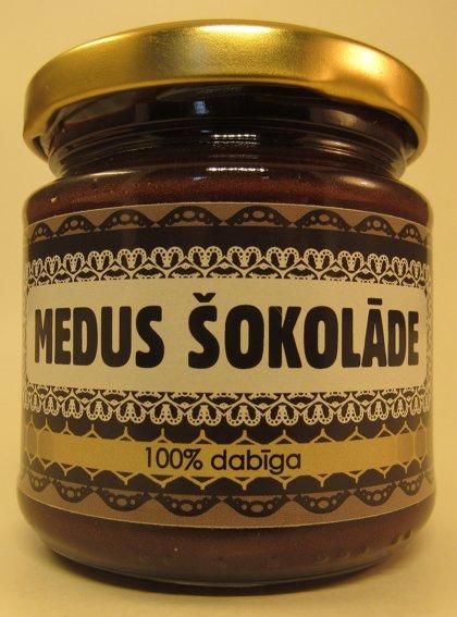 Medus šokolāde 230g